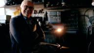 Cobbler in his workshop video