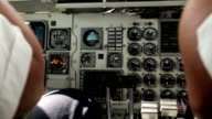 cockpit view in flight video