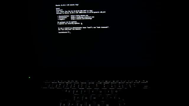 coding code program programming compute coder work write software hacker develop man concept video