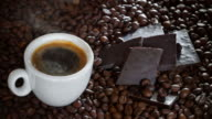 Coffee And Dark Chocolate video