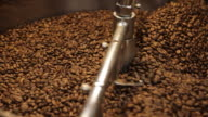 Coffee Bean Stir video