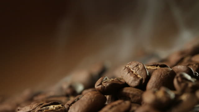 Coffee beans video