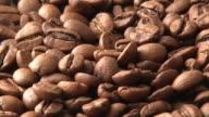 HD, PAL, NTSC: Coffee beans (video) video
