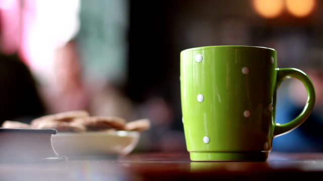 Coffee break video