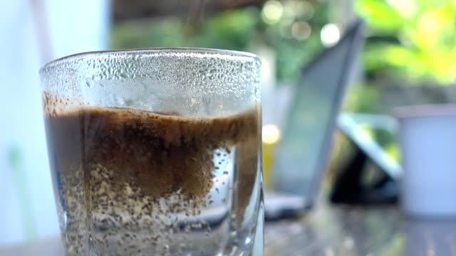Coffee drip video