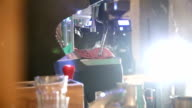 Coffee machine video