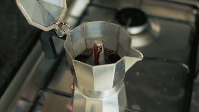 Coffee maker video