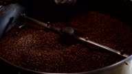 Coffee Roaster working video