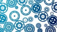 Cogwheels 3D video
