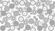 Cogwheels Pattern video