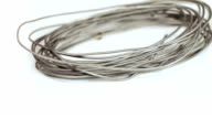 Coil of wire video