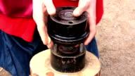 Coining of souvenir coins video