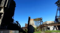Coke Plant At Old Metallurgical Plant video