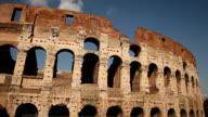 Coliseum in Rome video