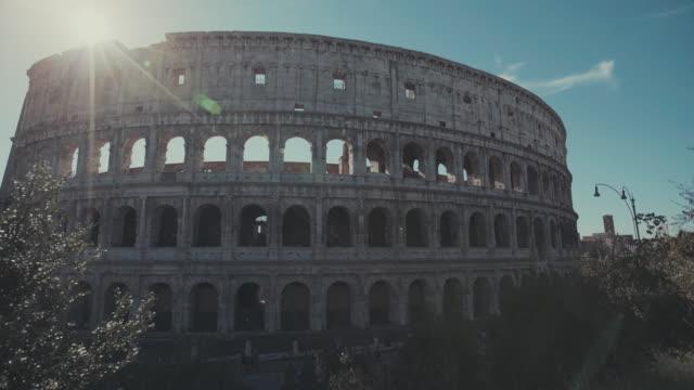 Coliseum of Rome video