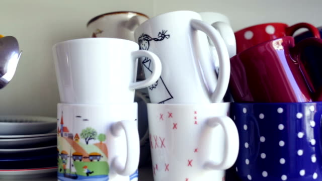 A Collection of Mugs video