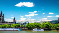 Cologne Cathedral and Altstadt video