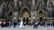 Cologne Cathedral, Germany video