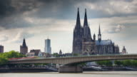 TIME LAPSE: Cologne Cathedral video