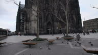 STEADYCAM: Cologne Cathedral video