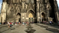 Cologne Cathedral video