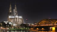(Timelapse) Cologne Cathedral video
