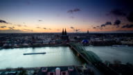 TIME LAPSE: Cologne Germany video