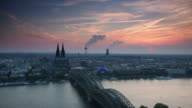 TIME LAPSE: Cologne Skyline video