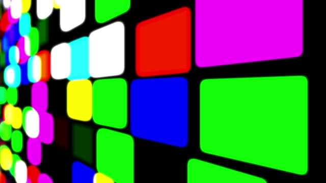 Color Disco type background video