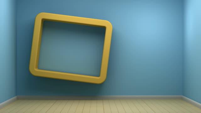 Color frames video