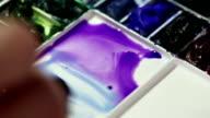 Color Palette video