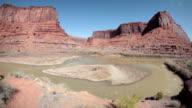 Colorado River Rafting near Moab Utah Canyonlands LOOP video