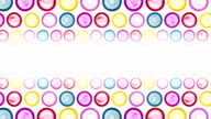 Colored Condoms. Looped Motion Background V7 video