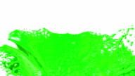 Colored Paint Splash. video