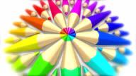 colored pencil video