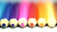 Colored pencils video