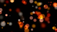 Colorful Bokeh Lights video