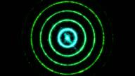 Colorful Circles - Loop video