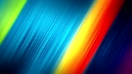 colorful diagonal lines loopable background video