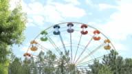 Colorful Ferris Wheel video