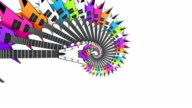 Colorful Guitars (HD) video