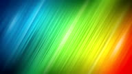 colorful rainbow stripes loopable background video