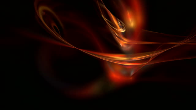 Colorful red pattern abstract motion background video