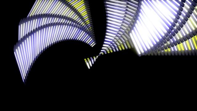 Colorful VJ Loop video