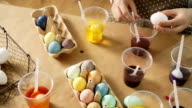 Coloring Easter Eggs with Natural Dye video
