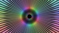 (Loop) Colorwheel video