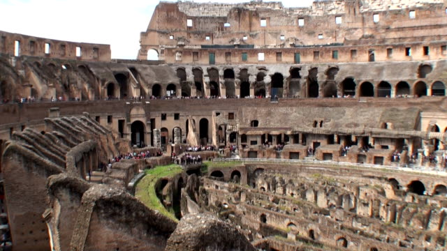 Colosseo - Rome, Italy video