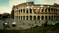 Colosseum of Rome HD Timelapse Video video
