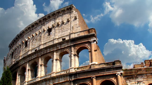Colosseum - Rome, Italy video