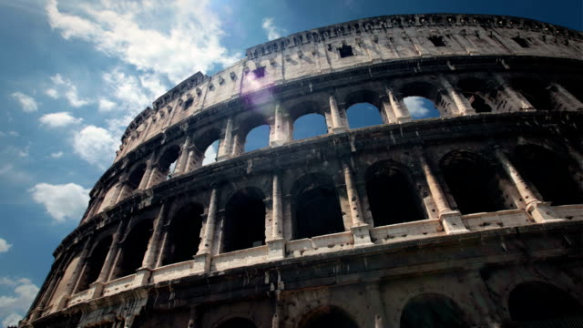 Colosseum, Rome, Italy video